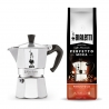 Bialetti Moka Express 3 Kop Kaffesæt