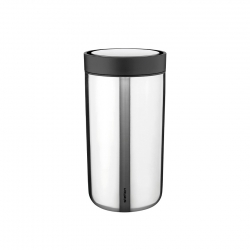 Stelton To Go Click Steel - 0,2L Stål