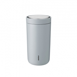 Stelton To Go Click Steel - 0,2L Cloud