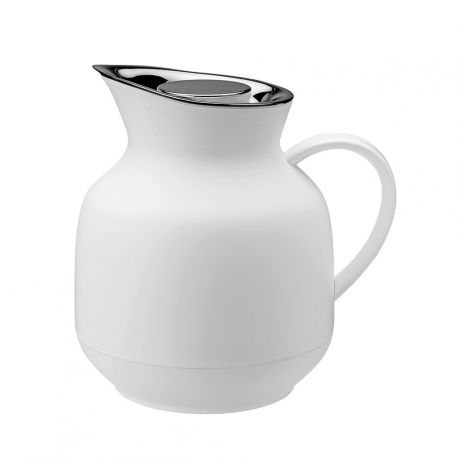 Stelton Amphora Termokande 1L Hvid