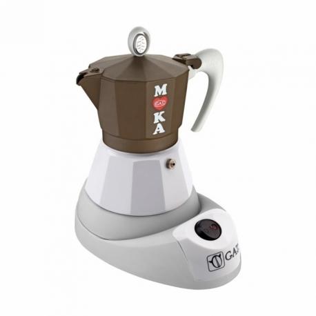 G.A.T Golosa Elektrisk Espressokande Brun/Hvid 4-6 kops