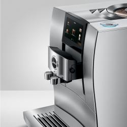 Jura Z10 (EA) Aluminium White Espressomaskine