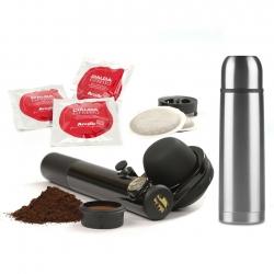 Handpresso Hybrid Sort Rejsebrygger Inkl. Tilbehør