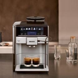 Siemens TE655203RW EQ6 s500 Espressomaskine Inkl. Rigtig Kaffe & Pleje