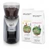 Nivona Cafe Grano 130 Elektrisk Kaffekværn Inkl. 1kg Kaffe