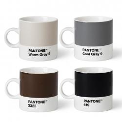 Pantone Mixpakke Espressokrus 12 cl