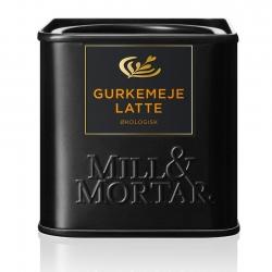 Mill & Mortar Gurkemeje Latte Økologisk 50g