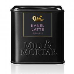Mill & Mortar Kanel Latte Økologisk 50g