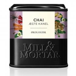 Mill & Mortar Chai Latte Ægte Kanel Økologisk 45g