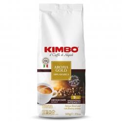 Kimbo Gold v/24kg - Hele kaffebønner