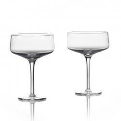 Zone Rocks Coupe/Cocktail Glas 27cl 2 stk.