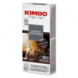 Kimbo Intenso Kaffekapsler 10 stk