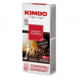 Kimbo Napoli Kaffekapsler 10 stk