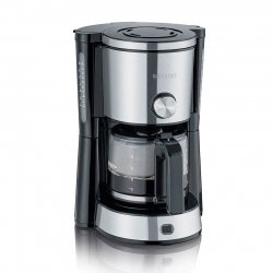 Severin Kaffemaskine m. AromaSwitch Sort