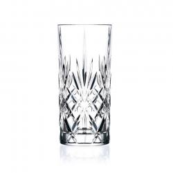 RCR/Lyngby Melodia Highball Glas 6 stk 36cl