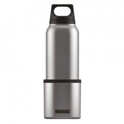 SIGG Hot & Cold Termoflaske m. kop 0,5 L Stål