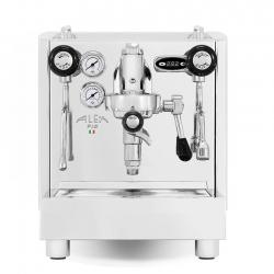 Izzo Alex PID PLUS Chrome Espressomaskine Inkl. Eureka Mignon Perfetto Kværn