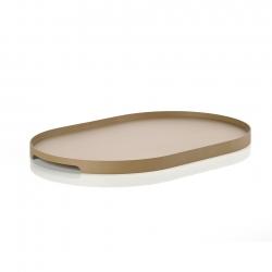Zone Singles Bakke 35 x 23 cm Khaki