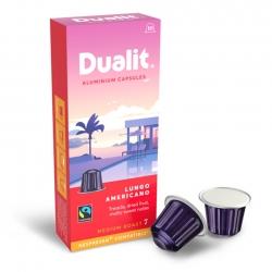 Dualit Lungo Americano Kaffekapsler 10 stk