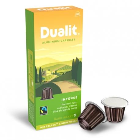 Dualit Intense Kaffekapsler 10 stk
