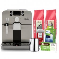 Gaggia Brera Silver Espressomaskine Inkl. Startpakke