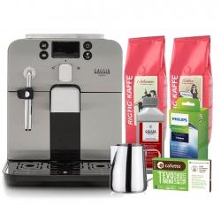 Gaggia Brera Black Espressomaskine Inkl. Startpakke