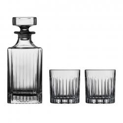 Lyngby Mayfair Whiskysæt 75 cl Inkl. 2 Glas