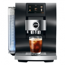 Jura Z10 (EA) Aluminium Black Espressomaskine