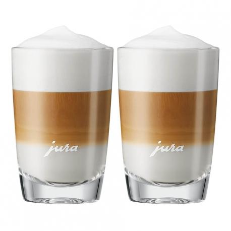 Jura Latte Macchiato Glas 220 ml 2stk.
