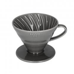 Hario V60-02 Keramik Dripper Grå