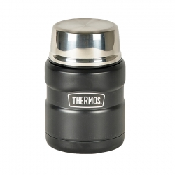 Thermos Madtermoflaske 0,47 L Mat Sort