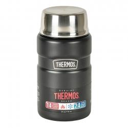 Thermos Madtermoflaske 0,71 L Mat Sort