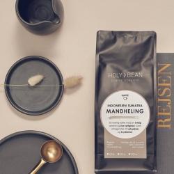 Holy Bean Indonesien Sumatra Mandheling 250 g Hele kaffebønner