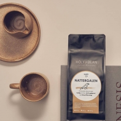Holy Bean Nattergalen Filter Blend 250 g Hele kaffebønner