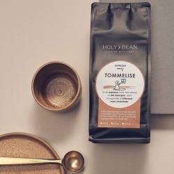 Holy Bean Tommelise Espresso Blend 250 g Hele kaffebønner