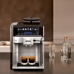 Siemens TE653M11RW EQ6 s300 Inkl. 6kg Rigtig Kaffe