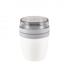 Mepal Ellipse Mini Frokostbæger Hvid