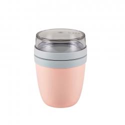 Mepal Ellipse Mini Frokostbæger Nordic Pink