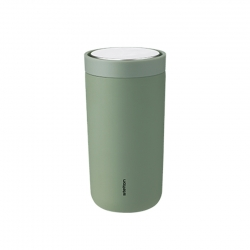 Stelton To Go Click Steel 0,2 L Soft Army