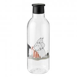 RIG-TIG Drink-It Drikkeflaske 0,75 L Sort Moomin