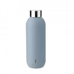 Stelton Keep Cool Termoflaske 0,6 L Dusty Blue