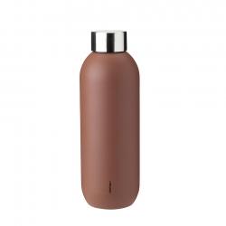 Stelton Keep Cool Termoflaske 0,6 L Rust