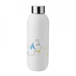 Stelton Keep Cool Vandflaske 0,75 L Moomin Frost