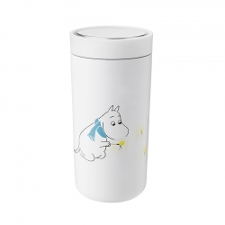 Stelton To Go Click 0,4 L Moomin Frost