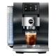 Jura Z10 (EA) Signatur Line Aluminium Dark Inox Espressomaskine Inkl. 6 Stk Jura Cappuccinokopper