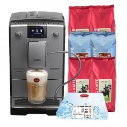 Nivona CafeRomatica 769 Espressomaskine Inkl. 6kg Kaffe & Clean³Box