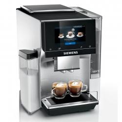 Siemens TQ705R03 EQ700 Integral Stål Espressomaskine Inkl. 1kg Kaffe & Pleje