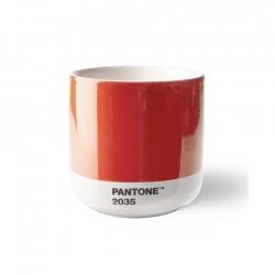 Pantone Espresso Termokrus 10 cl Rød