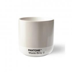 Pantone Espresso Termokrus 10 cl Lysegrå