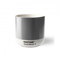 Pantone Espresso Termokrus 10 cl Mørkegrå
